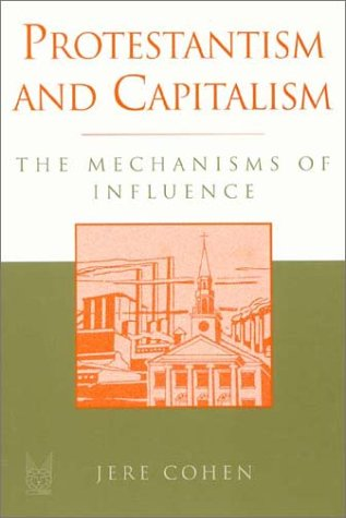 webers the protestant ethic and the spirit of capitalism essay Max weber's the protestant ethic and the spirit of capitalism is a 110-year old  essay that remains influential today and claims a relationship.