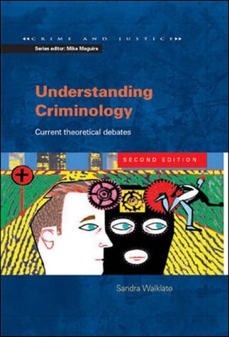 criminology the basics sandra walklate pdf