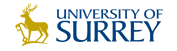 UniS: University of Surrey logo